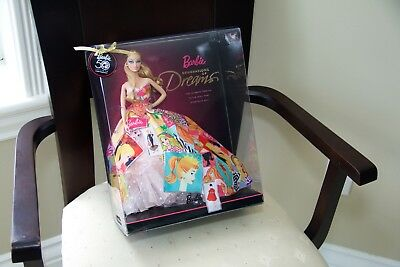 Generations Of Dreams Barbie Doll 50Th Anniversary