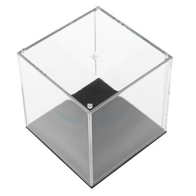 Figures Model Transparent Display Show Case Small Acrylic Box Home Decor