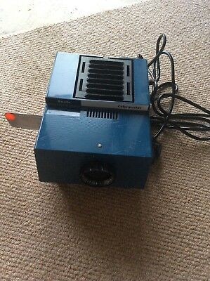 2 x 2 inch Slide Projector