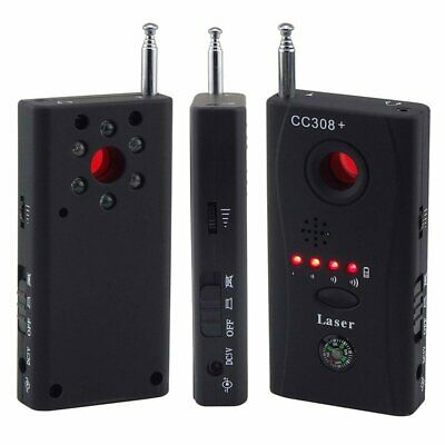 Anti-Spy RF Signal Bug Detector Hidden Camera Laser Lens GSM Finder CANADA