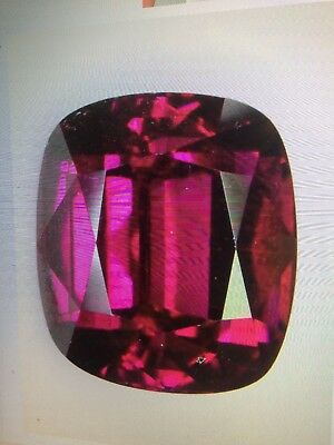 Rare 5.90 ct Grape Garnet one of the king fire SKU.1