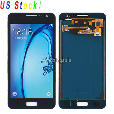 For Samsung Galaxy A3 2015 A300F A300M A300FU LCD Display Screen Touch Digitizer