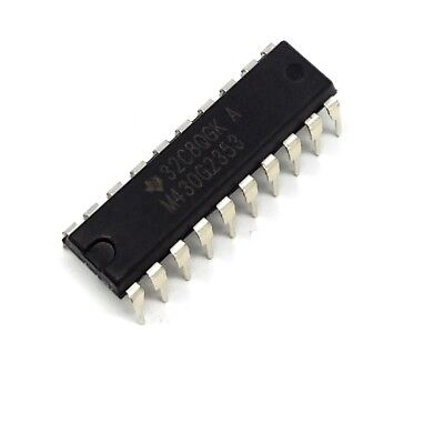 6x SN74HC541N IC digital 3-state, buffer, line driver Channels8 THT DIP20