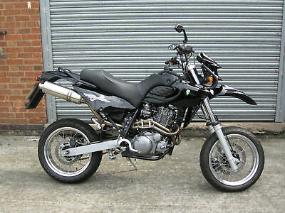 MZ Baghira Supermoto 2001 Y reg outstanding condition