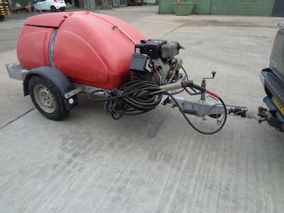 Western washer bowser/Water bowser/Pressure washer