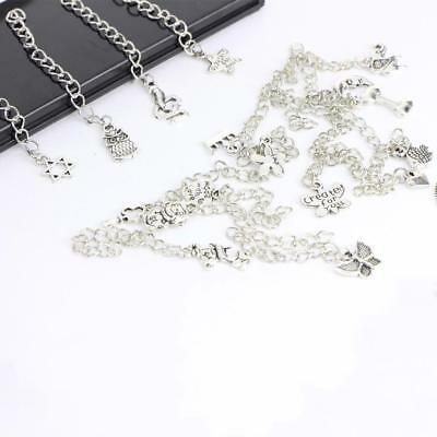 Handy DIY Jewelry Charms 20PCS Extension Chain
