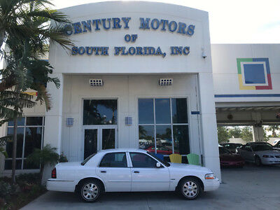 2004 Mercury Grand Marquis  Leather CD Cassette Cruise Lumbar Homelink Compass