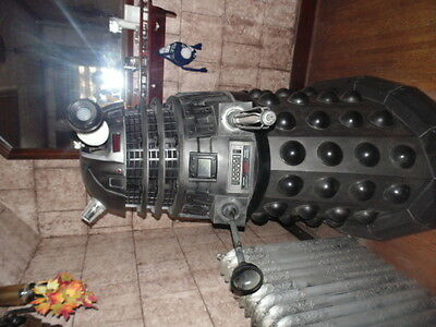 Full Size Doctor Who  Dalek And Tardis ( Police Box ) Build Plans