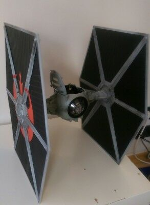 Star Wars Ecliptic Evader Tie Fighter PX Previews Exclusive, Hasbro