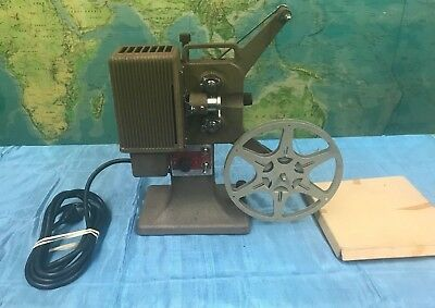 Cla Refurbished - Kodascope Eight 71A 8Mm Projector With Reel - Works Great