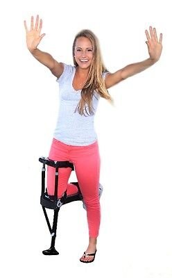 iWalk Free 2.0 Mobility Leg Support Knee Crutch Alternative i Walk i-Walk