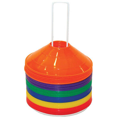 Champion Sports Saucer Field Cone Set SCXSET