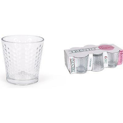 Set 6 Vasos 290cc Trento Honey