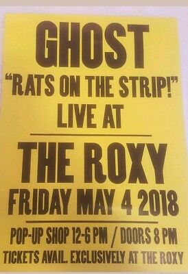 ghost bc roxy poster ghostband