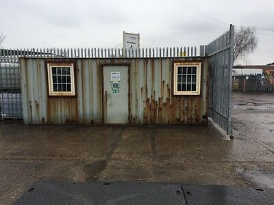 Site Office Container 20ft X 8ft