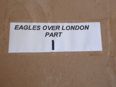 "16Mm Film ""eagles Over London"""