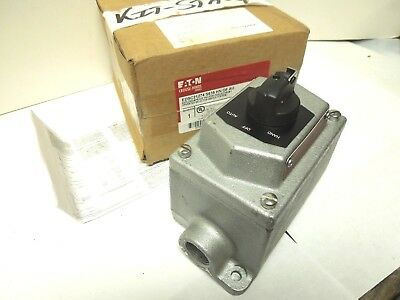 Crouse Hinds Edsc21274S635 Hn Of Au Explosion Proof Selector Switch    <426G2