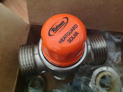 Reliance Solar Tempering Valve - Universal (15/22Mm) - Heat110092