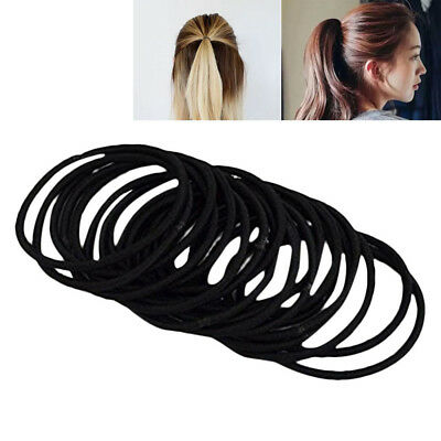20 pcs Girl Elastic Hair Ties Band Rope Ponytail Bracelet Hair Accessories NEW