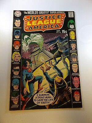 Justice League of America #83 FN- condition Huge auction going on now!