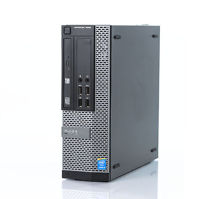 Custom Build Dell Optiplex 7020 SFF  i5-4570 3.20GHz Desktop Computer PC