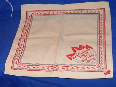 Hotel Cornhusker Teepee And Pow-Wow Room Towel - L@@k
