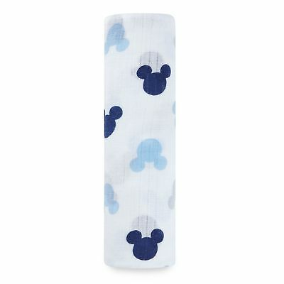 ideal baby by the makers of aden + anais Disney single swaddle, mickey mouse