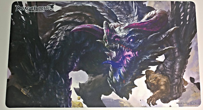DRAGOBORNE - Rise to Supremacy SENNES, LORD OF RAMPAGE Case Topper Playmat NEW!