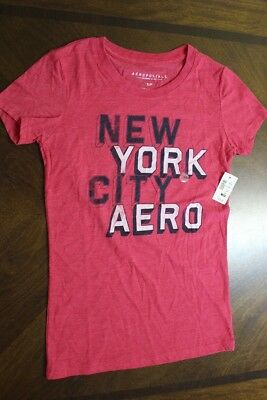 Womens Aeropostale T Shirts Size M/M Pack of 5 NWT