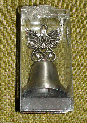 Pewter Angel Bell