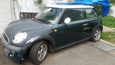 2008 Mini Cooper  2008 Mini Cooper, RUNS AND DRIVES, NO CEL back together, needs finishing touches