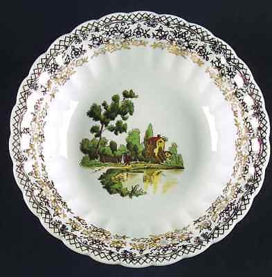 American Limoges CHATEAU FRANCE Cereal Bowl 317337