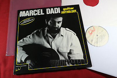 Marcel Dadi  GUITAR ANTHOLOGY  -  Festival A 391 France 2 LP-Set