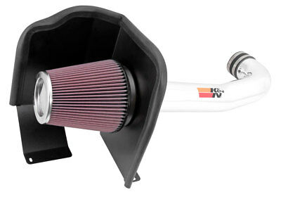 Fits Chevy Tahoe Suburban 2015-2019 5.3L K&N 77 Series Cold Air Intake System