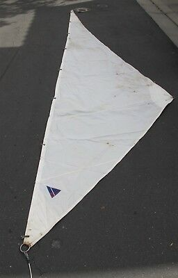 22' tall Sailboat / Yacht Storm Sail for Catalina 38 & others by Campbell