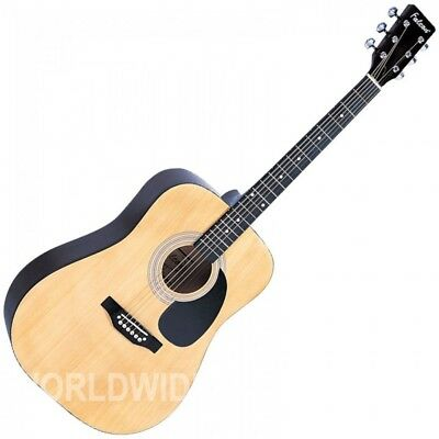 Falcon FG100N Dreadnought Style Acoustic Guitar Natural finish - Brand New