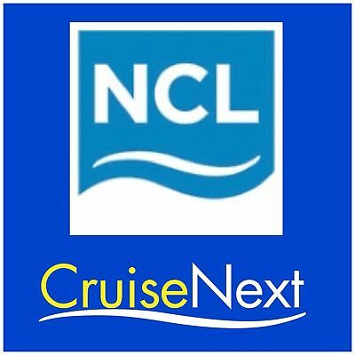 NCL CruiseNext Credit Coupon Certificate $250, Expires: 11/5/2021 SAVE !!!!!