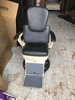 1930s Ritter Dentist/tattoo Chair Very Good Condition