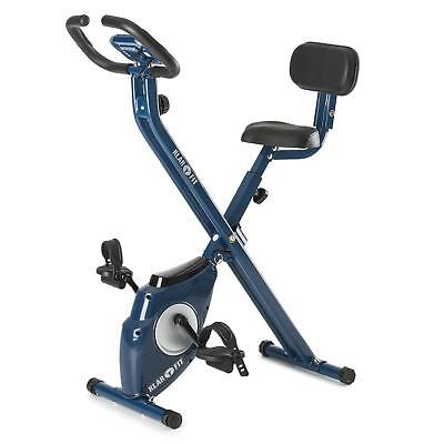 Klarfit Cross X Fitness Training Trimm Cardio Ausdauer Body Fit Indoor Cycling