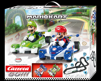 Carrera Go!!! Mario Kart Slot Car Set