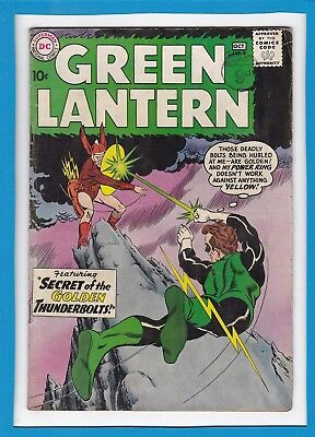GREEN LANTERN #2_OCTOBER 1960_FINE MINUS_1st APPEARANCE PIEFACE_SILVER AGE DC!