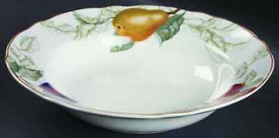 Charter Club SUMMER GROVE Rimmed Soup Bowl 2477525