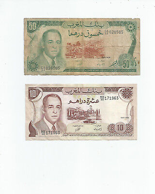 Morocco  Two  Notes   1985