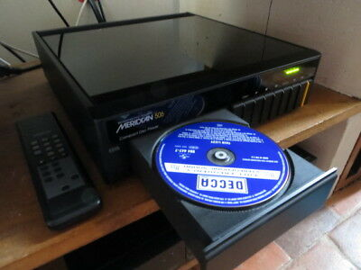 lecteur CD MERIDIAN 506 CD player
