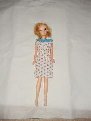 Vintage 1960's Mary Make-Up Doll