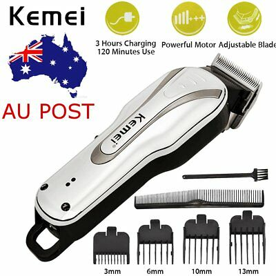Electric Hair Clipper Magic Cordless Removal Trimmer Rechargeable Shaver Razor
