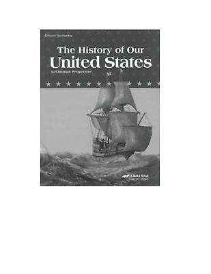 Abeka the history of our united states geographymaps and review abeka the history of our united states grade 4 108715 fandeluxe Image collections