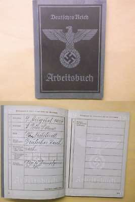 4088 Germany 1935 Work Book