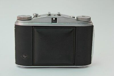 Agfa Isolette 11 Medium Format 6X6Cm Folding Viewfinder Camera