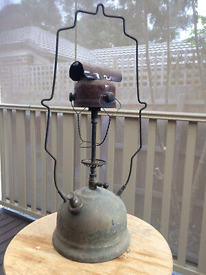Vintage Tilley EX100 kerosene lantern original condition